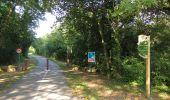 Randonnée Marche LACROIX-SAINT-OUEN - en forêt de Compiègne_35_la Croix Saint-Sauveur_le Ru du Goderu - Photo 51