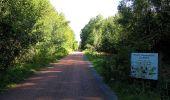 Trail Walk DAMPLEUX - en forêt de Retz_80_sur la Route Tortue et la Route Droite - Photo 282