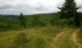 Randonnée Marche PRADINES - Cahors les Durands 7km - Photo 2