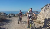 Trail Mountain bike MARSEILLE - Trilogie des Calanques version courte - Photo 13