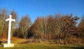 Trail Walk PIERREFONDS - en forêt de Compiègne_24_Tournantes sur le Voliard et sur la Fortelle_chaussée Brunehaut - Photo 11