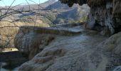 Randonnée Marche EYGLIERS - fontaine pétrifiée  - Photo 2