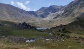 Trail Walk LES ANGLES - balade des 12 lacs  depuis le lac de bouilloires  - Photo 14