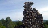 Randonnée A pied Coustouge - COUSTOUGE: Au-dessus de Coustouge - Photo 3