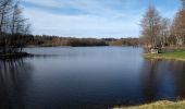 Trail Walk ECROMAGNY - 16-02-20 Ecromagny : circuit Epoissets + étangs de la Chaussée - Photo 2