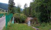 Randonnée Marche LELEX - lelex mijou Colomby de gex - Photo 2