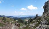 Trail Walk LES ANGLES - balade des 12 lacs  depuis le lac de bouilloires  - Photo 11