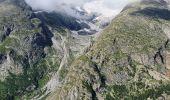 Randonnée Marche VILLAR-D'ARENE - traversée du Col d'Arsine - Photo 2