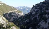 Randonnée Marche ROQUEVAIRE - Garlaban au départ de Lascours  - Photo 5