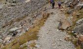 Trail Walk SAINT-MARTIN-VESUBIE - Saleze - lac Negre -pas de Prefounds - nuit refuge Questa - Photo 9