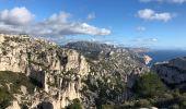 Randonnée Marche MARSEILLE - Callelonque - Photo 8