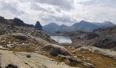 Trail Walk SAINT-MARTIN-VESUBIE - Saleze - lac Negre -pas de Prefounds - nuit refuge Questa - Photo 5