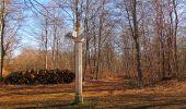 Trail Walk PIERREFONDS - en forêt de Compiègne_24_Tournantes sur le Voliard et sur la Fortelle_chaussée Brunehaut - Photo 30