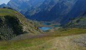 Trail Walk CHAMROUSSE - Croix de Chamrousse, lacs Robert et Lac Achard - Photo 10