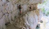 Randonnée Marche AIGUINES - VERDON: SENTIER DE L'IMBUT (RETOUR VIDAL) - Photo 1
