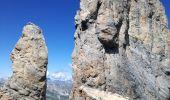 Randonnée Marche SAINT-BON-TARENTAISE - Brèche de Portetta & crête du Charvet - Photo 13