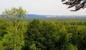 Randonnée Marche SAINT-JEAN-AUX-BOIS - en forêt de Compiègne_6_les Grands Monts_la route tournante sur la tête St-Jean - Photo 188