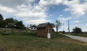 Randonnée Marche Rochefort - Croix du chariot vers Chapelle reine Astrid  - Photo 4