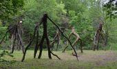 Randonnée Vélo électrique Gesves - Boucle Vélo (de ville ou électrique) Sentiers d'Art sur Gesves - Photo 7