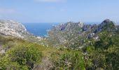 Randonnée V.T.T. MARSEILLE - Trilogie des Calanques - Photo 4