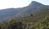 Randonnée Marche ROQUEVAIRE - Garlaban au départ de Lascours  - Photo 8