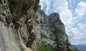 Randonnée Marche TRESCHENU-CREYERS - Cirque d'Archiane - Carrefour des 4 chemins de l'Aubaise - Montagne de Die - Photo 3