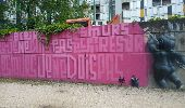 Trail Walk GRENOBLE - street art villeneuve - Photo 10