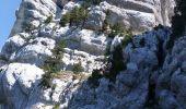 Randonnée Marche ENTREMONT-LE-VIEUX -  le Granier par le Pas des Barres retour la Balme à Colon - Photo 2
