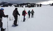 Randonnée Raquettes à neige DIVONNE-LES-BAINS - La Dole alt 1676m en raquette - Photo 27
