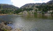 Trail Walk CHAMROUSSE - Croix de Chamrousse, lacs Robert et Lac Achard - Photo 3