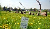 Randonnée Vélo électrique Gesves - Boucle vélo (de ville ou éléctrique) Sentiers d'Art sur Haltinne - Ohey - Photo 10