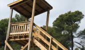 Randonnée Marche BARGEMON - Le bois de ciste - Photo 2
