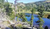 Trail Walk LES ANGLES - Pla del Mir - tour du lac d'Aude - Photo 2