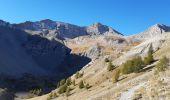Trail Walk UVERNET-FOURS - les crêtes de la pierre éclatée  - Photo 12