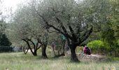 Randonnée Marche ALES - Cr_Rome_B_14_Ales_Vezenobres_20150901 - Photo 1