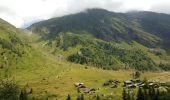 Randonnée Voiture LES CONTAMINES-MONTJOIE - chalets du Miage - Photo 1