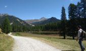 Trail Walk ARVIEUX - 15-08-09 Arvieux : lac de roue - Photo 2