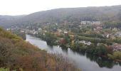 Randonnée Marche Profondeville - rando Profondeville avec Gégé, Flo, Annne-Fran (bifurcation au 2ème raccourci) - Photo 2