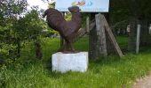 Trail Walk Le Fresne - St Pierre en val, circuit du Beaumont - Photo 2
