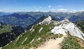 Randonnée Marche SAINT-BON-TARENTAISE - Brèche de Portetta & crête du Charvet - Photo 2