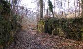 Trail On foot VIEUX-MOULIN - en forêt de Compiègne_23_la Grotte des Ramoneurs_le Mont Berny - Photo 54