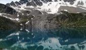 Trail Walk CEILLAC - lac Sainte Anne lac miroir - Photo 10