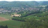 Randonnée Marche CAJARC - Cajarc (Boucle) - Photo 1
