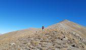 Trail Walk UVERNET-FOURS - les crêtes de la pierre éclatée  - Photo 9