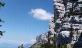 Randonnée Marche ENTREMONT-LE-VIEUX -  le Granier par le Pas des Barres retour la Balme à Colon - Photo 1