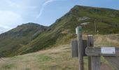 Randonnée Marche LE FALGOUX - 1 : Roche Noire - Roc d'Hozières - Roc des Ombres ; Roche Noire -- 2 : Col Pas de Peyrol - sommet du Puy Mary - boucle  - Photo 1