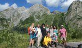 Randonnée Marche Canosio - Valle Preit - lago Nero - Photo 2