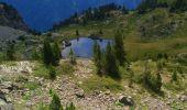 Trail Walk CHAMROUSSE - Croix de Chamrousse, lacs Robert et Lac Achard - Photo 5