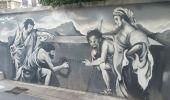 Randonnée Marche GRENOBLE - street art Championnet - Photo 23