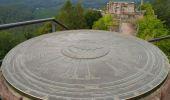 Randonnée Marche PHILIPPSBOURG - chateaux falckenstein - Waldeck - Photo 4